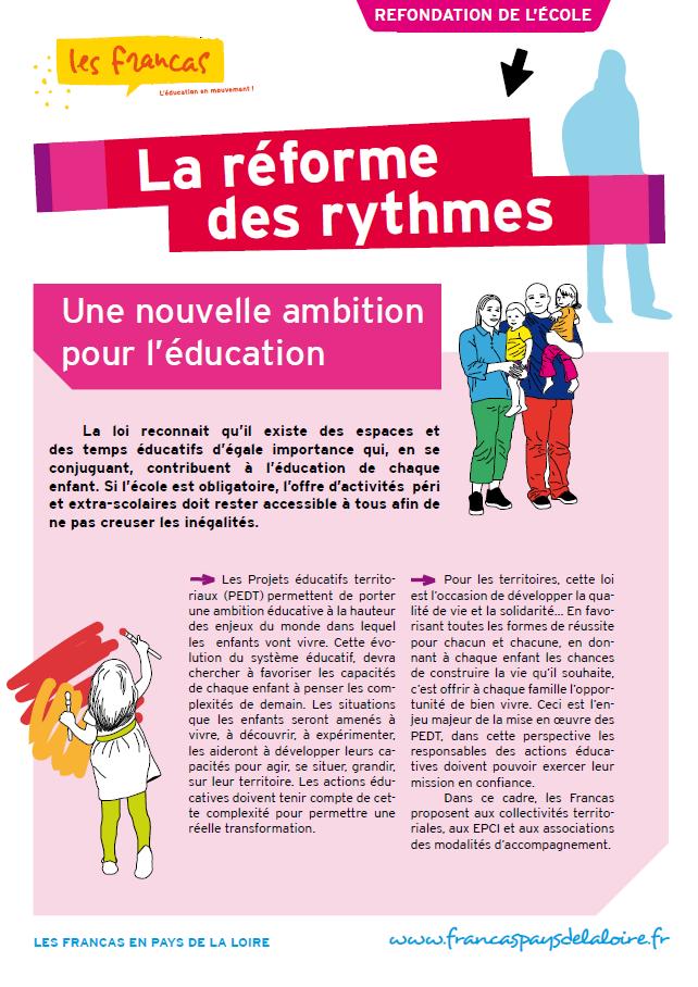 Projets Éducatifs de Territoire - Accompagnement des Francas 1