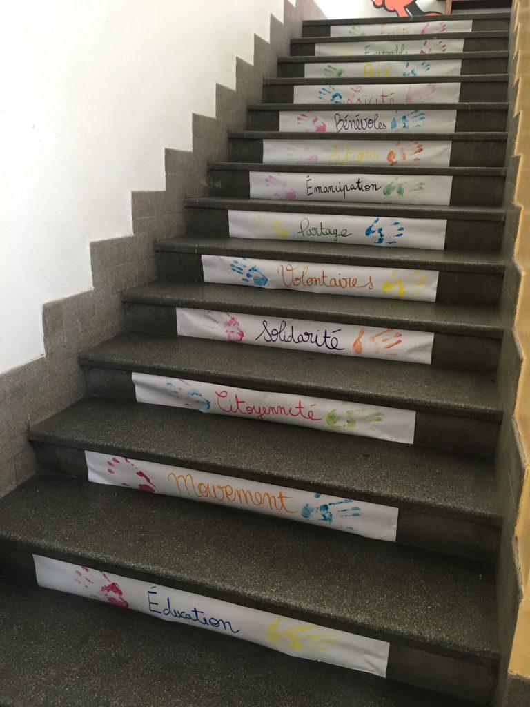 Escaliers Francas
