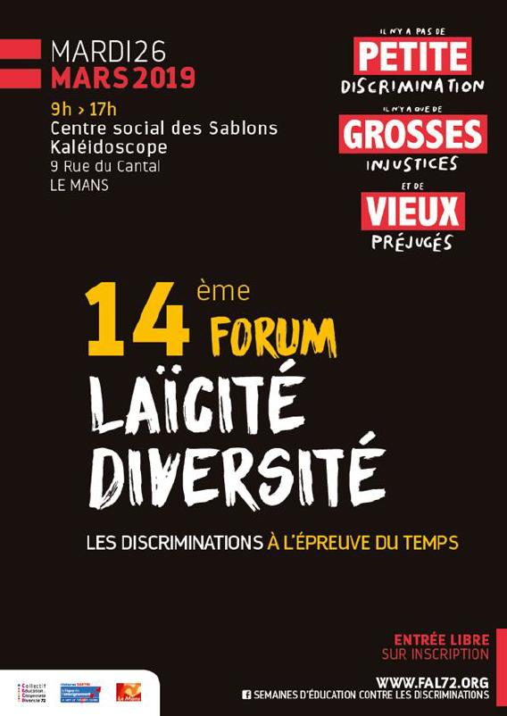 Programme Forum SECD 1