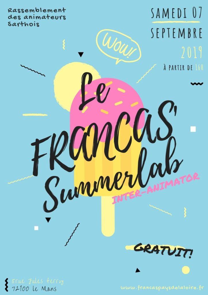 2019 - Francas SummerLab (1)