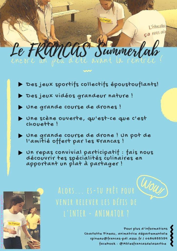 2019 - Francas SummerLab (2)