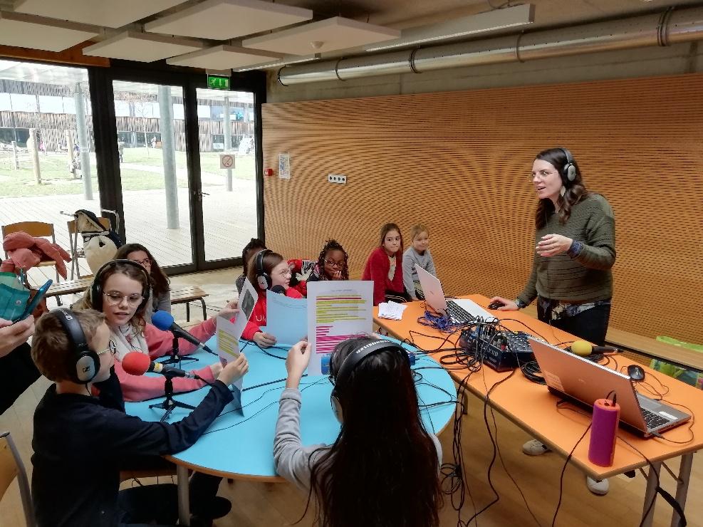 20.02.10 - Semaine radio Coulaines (1)