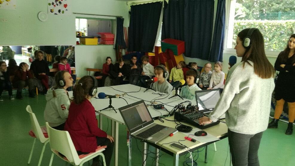 20.02.10 - Semaine radio Coulaines (2)
