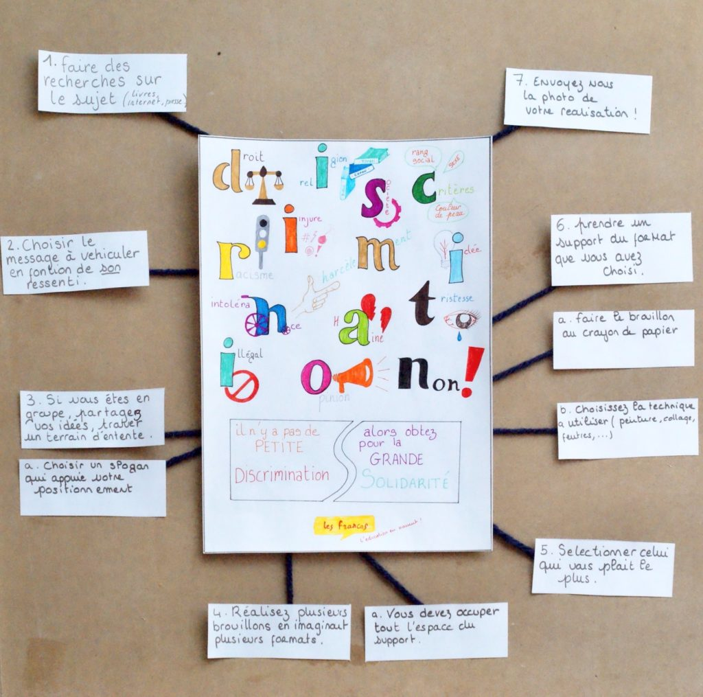 Francas72 - Tuto comment créer une affiche