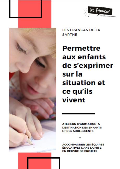 Francas 72 - Déconfinement - Actions d'Expression (1)