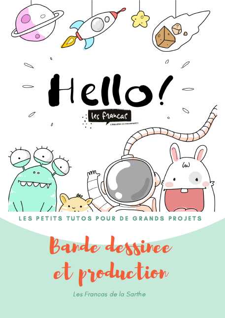 Francas72 - Tuto Bande Dessinée (1)